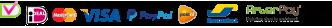 Licentie2GO Belgie - payment methods