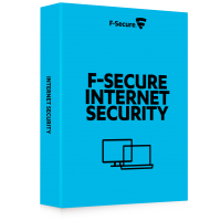 F-Secure Internet Security 3PC 1jaar