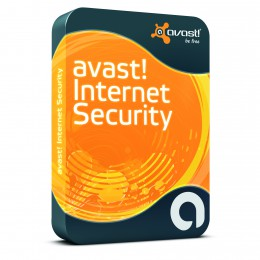 avast! Internet Security 1PC 1jaar