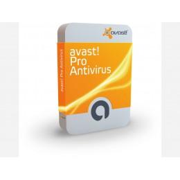 Avast! Pro Antivirus 1PC 1jaar