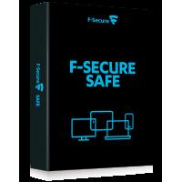 F-Secure SAFE 3-Devices 1jaar