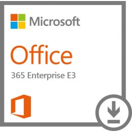 Microsoft Office 365 Enterprise E3 (maandabonnement)