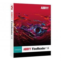 PDF-verwerking: ABBYY FineReader 14 Enterprise 1PC Windows