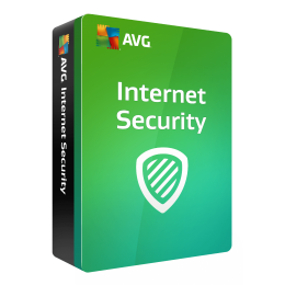 Antivirus: AVG Internet Security 1PC 1jaar