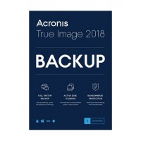Acronis True Image 2018 1PC/MAC