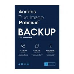 Backup & Repair: Acronis True Image Premium 1Apparaat 1Jaar