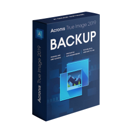 Local Backup: Acronis True Image 2019 5 PC/MAC (2020-upgrade)