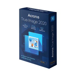 Local Backup: Acronis True Image 2020 3PC/MAC
