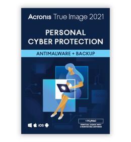 Acronis True Image 2021 5PC/MAC