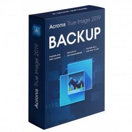 Backup & Repair: Acronis True Image 2019 1PC/MAC