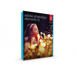 Adobe Photoshop Elements 15 / EN / WIN+MAC