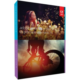 Adobe Photoshop+Premiere Elements 15 / NL / Win