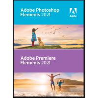 Adobe Photoshop + Premiere Elements 2021 | Windows | Multilanguage