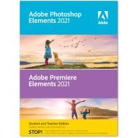 Adobe: Adobe Photoshop + Premiere Elements 2021 | Windows | Multilanguage | Student & Teacher edition