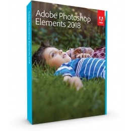 Adobe Photoshop Elements 2018 - Engels - Mac