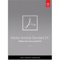 PDF-verwerking: Adobe Acrobat Standard DC Multi-Language 1Gebruiker 1Jaar