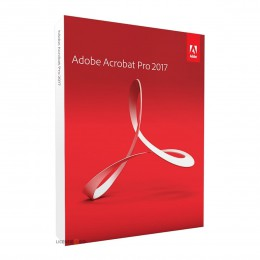 Adobe: Adobe Acrobat PRO DC - Dutch - Mac
