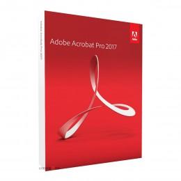 Adobe Acrobat Pro 2017 / EN / WIN