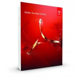 PDF-verwerking: Adobe Acrobat Professional DC 2018 Multi-Language 1Gebruiker 1Jaar