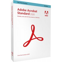 PDF processing(and OCR): Adobe Acrobat Standard 2020 | Multi Language | Windows