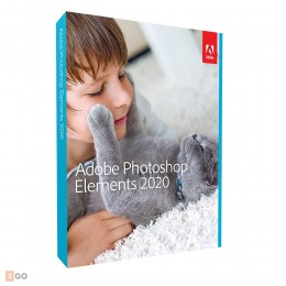 Adobe: Adobe Photoshop Elements 2020 - Nederlands - Windows