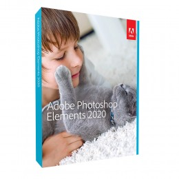 Adobe: Adobe Photoshop Elements 2019 - English - Mac