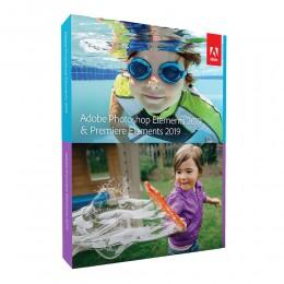 Fotobewerking: Adobe Photoshop + Premiere Elements 2019 - Nederlands - Windows
