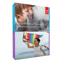 Adobe: Adobe Photoshop + Premiere Elements 2019- Nederlands - Windows