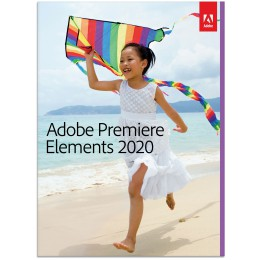 Video editing: Adobe Premiere Elements 2020 - English - Windows