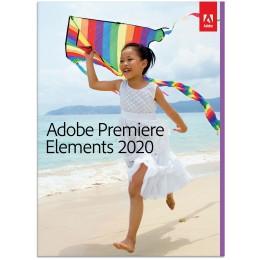 Video editing: Adobe Premiere Elements 2020 - English - Mac
