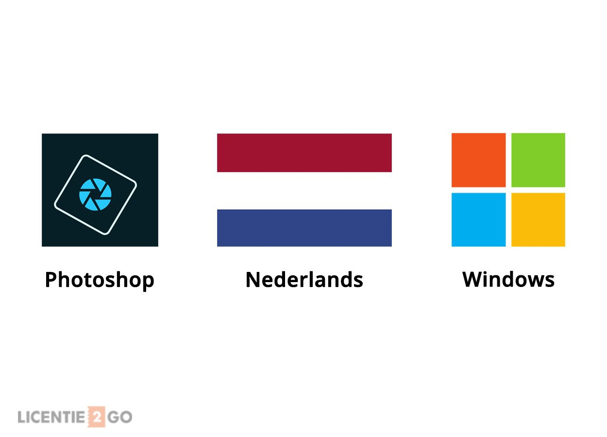Photoshop Nederlands Windows