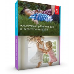 Adobe Photoshop + Premiere Elements 2018 - Nederlands - Windows