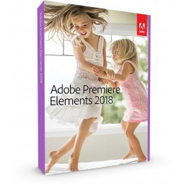 Videobewerking: Adobe Premiere Elements - Engels - Mac