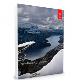 Adobe Lightroom 6 - Nederlands - Windows/Mac