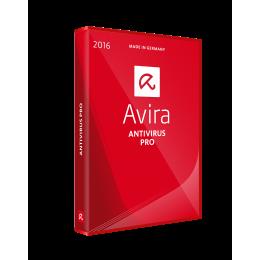 Avira Antivirus Pro 1PC 1jaar