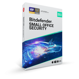 Business IT Security: Bitdefender Small Office Security | 5Devices| 1Year