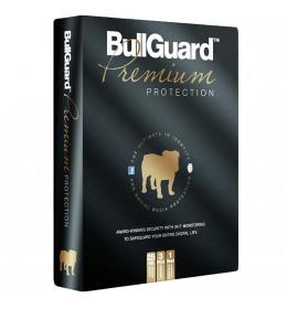 BullGuard Premium Protection 3apparaten 1jaar