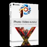 Video editing: Corel Photo Video Suite bundle 2020