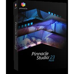 Video editing: Corel Pinnacle Studio 23 Plus