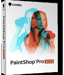 Fotobewerking: Corel PaintShop Pro 2019