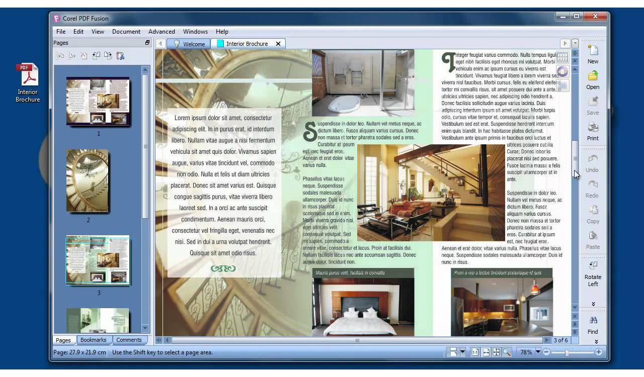 Corel PDF Fusion  | 1PC | WIN