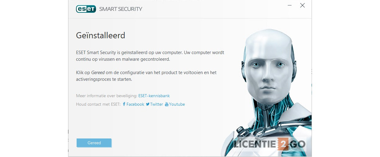 ESET Internet Security Multi Device 1Apparaat 1Jaar 2019