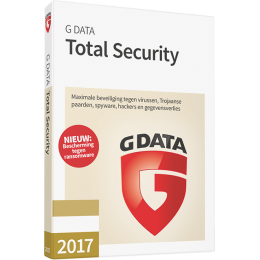 G Data Total Security 1PC 1jaar