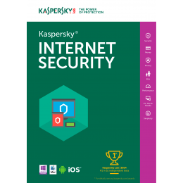 Kaspersky Internet Security 3PC 1jaar