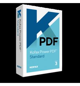 Kofax Power PDF Standard 3.0 1PC Windows