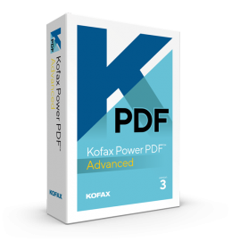 Kofax Power PDF Advanced 1PC Windows