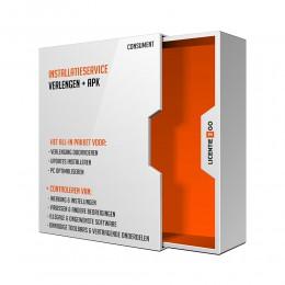 Consument: Installatieservice - Verlengen + APK (all-in)