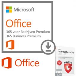 Office 365 Business Premium + G-Data (gratis)
