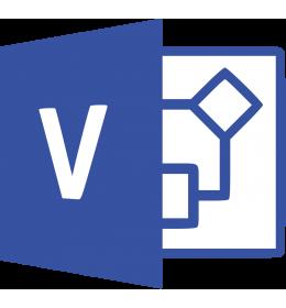 Microsoft Visio Online Abonnement - Plan 2