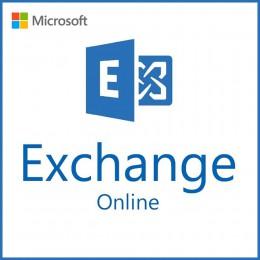 Office for business: Microsoft Exchange Online Abonnement - Plan 1